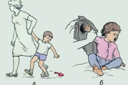 Получение подвывиха головки лучевой кости  у детей