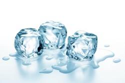 Лед как первая помощь при ушибе