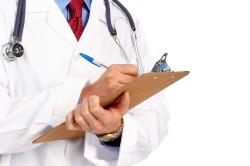 Обращение с растяжением связок к врачу