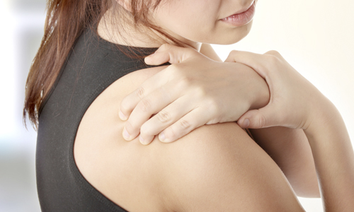 Проблема растяжения связок плеча