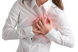 Сбой в работе сердца при ушибе печени
