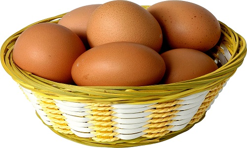Употребление яиц при переломах
