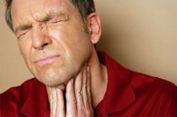 Лечение ангины водочными компресами на фоне ушибов
