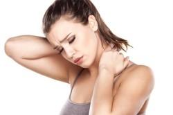 Боль в шейном отделе спины - симптом гематомиелии
