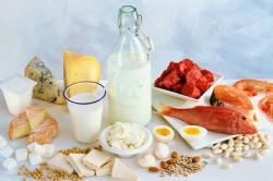 Правильная диета для восстановления после перелома