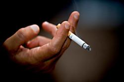 Курение - причина ослабления связок плеча