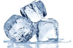 Лед для предотвращения появления синяка
