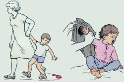 Механизм вывиха локтевого сустава у ребенка