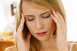 Мучительные головные боли после травмы копчика