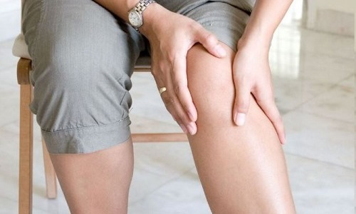 Проблема ушиба колена