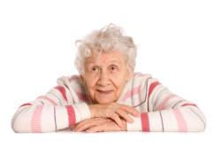 Возраст - причина долгого рассасывания синяков