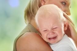 Перелом теменной кости у грудного ребенка