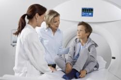 Томография при подвывихе надколенника