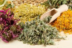 Травяной сбор для приготовления настойки от ушибов