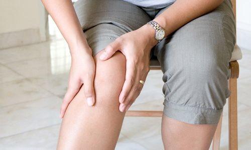Травма - вывих коленного сустава