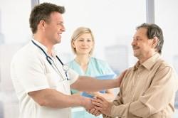 Консультация врача при травме