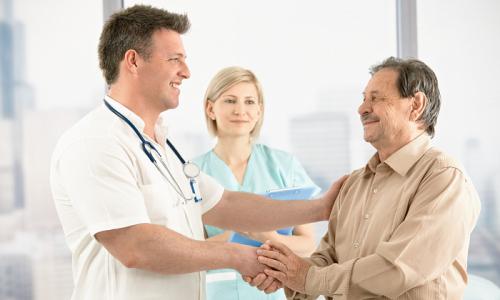 Консультация врача после перелома ключицы