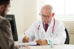 Обращение к врачу при ушибе