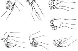 Упражнения для пальцев и кистейУпражнения для пальцев и кистей
