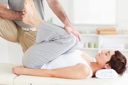 Лечебная гимнастика при переломе лодыжки