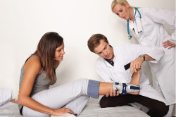 Лечение трабекулярного отека у ортопеда