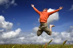 Неудачный прыжок - причина ушиба стопы