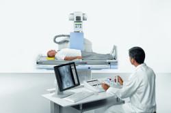 Рентген поясничного отдела позвоночника для диагностики травмы