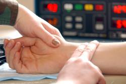 Учащенный пульс при эмболии