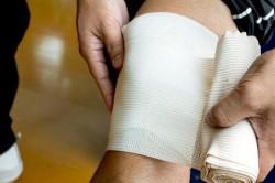 Компресс для лечения коленного сустава