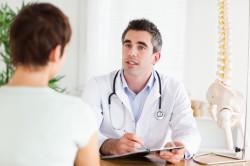 Диагностика подвывиха копчика у травматолога