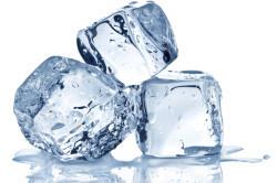 Польза льда при ушибе запястья