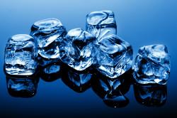 Лед для снятия отека и предотвращения гематомы
