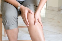 Отек ног - симптом вывиха