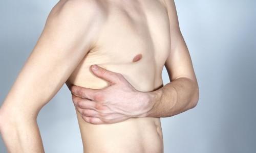 Проблема ушиба грудной клетки