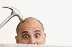 Травма головы - причина появления гематомы мозга