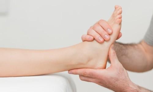 Проблема гематомы под ногтем