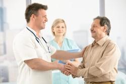 Консультация врача перед приемом обезволивающих