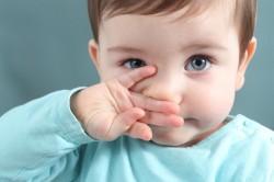 Затрудненное дыхание у ребенка - симптом перелома носа