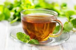 Теплый чай при переломе голеностопа